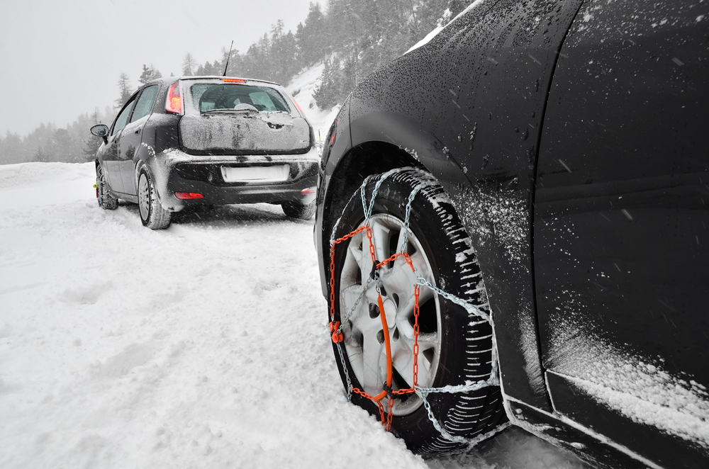 Ako na správny výber snehových reťazí